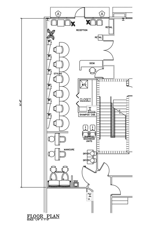 Untitled document for A b salon equipment