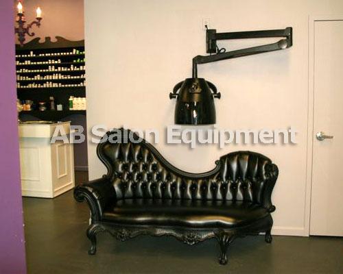 Salon color bar dryer area for A b salon equipment