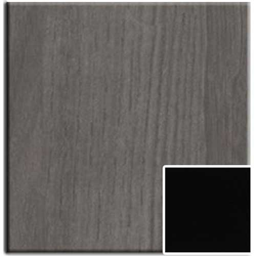 QSE Sterling Ash with Black Accent