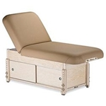Manual Lift Massage Treatment Tables