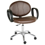 Salon chairs styling chairs barber chairs shampoo for Ab salon equipment