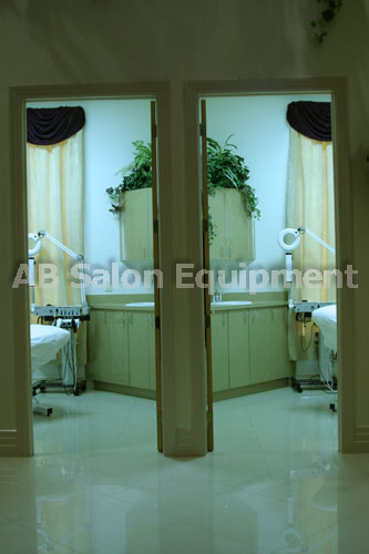 Salon Interior Design By Ab Salon Equipment La Mirage