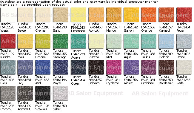 Belvedere WBX Skai Tundra Upholstery Colors