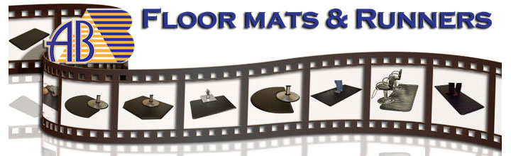 Salon, Spa, & Barber Shop Anti-Fatigue Floor Mats