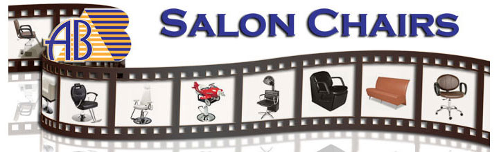 Hair Salon Chairs - Styling Chairs, Shampoo Chairs, Barber Chairs, Dryer Chairs, Reception Chairs.