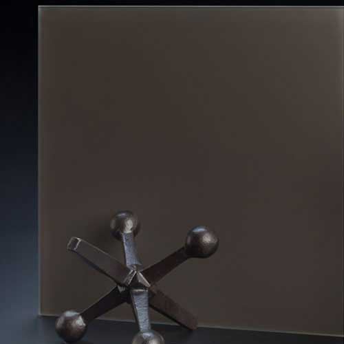 SoftEtch Glass Color Dark Brown (Espresso)