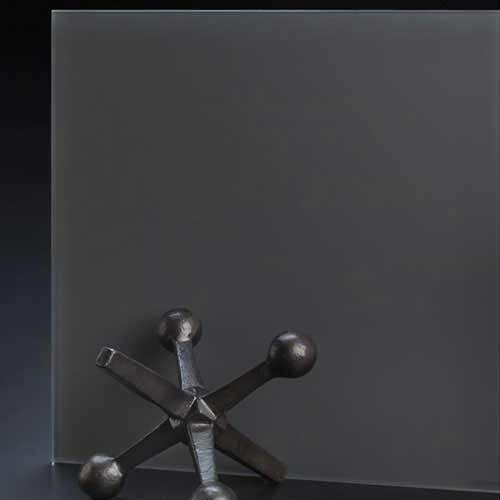 SoftEtch Glass Color Dark Gray