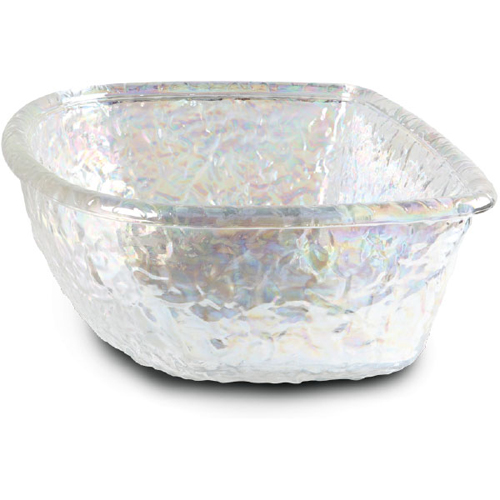 Crystal Reflections Glass Bowl