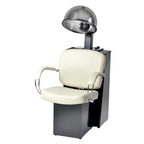 Pibbs 3969 Latina Dryer Chair For Box Dryer w/ Black Steel Base