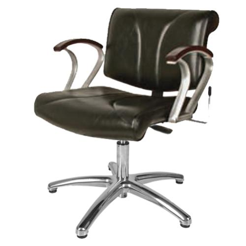 Collins 8131L New Chelsea BA Lever-Control Shampoo Chair Chair