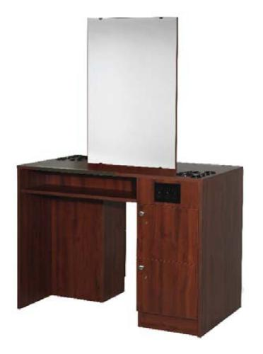 Belvedere Edge EDU229 Vantage Double Vanity - Laminate