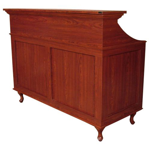 "Collins 887-60 Bradford Reception Desk - 60""W x 24""D x 43""H"