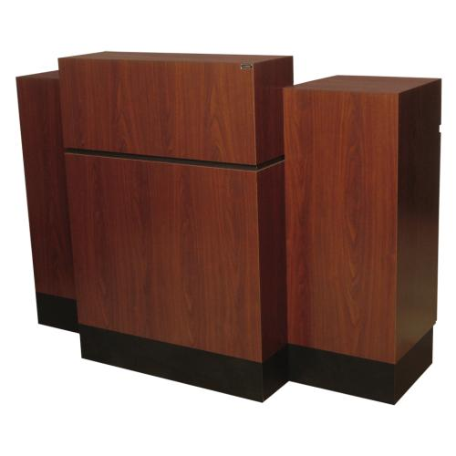 Collins 492-60 Reve Sitting Reception Desk