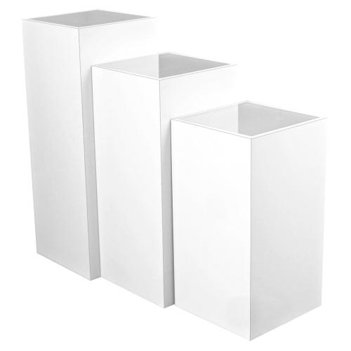 Collins 6646-16 Zada Retail Pedestals, Set of Three