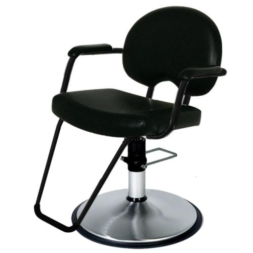 Belvedere Arch Plus AH22 Styling Salon Chair w/ Hydraulic Base Options