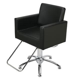 Garfield 9019 Piazza Hair Styling Salon Chair w/ Hydraulic Base Option