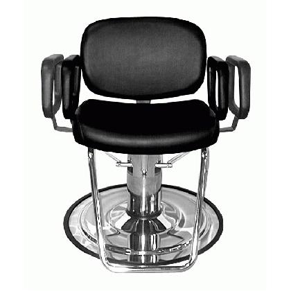 Collins 9400 Maxi Hair Styling Salon Chair - Heavy Duty Hydraulic Base