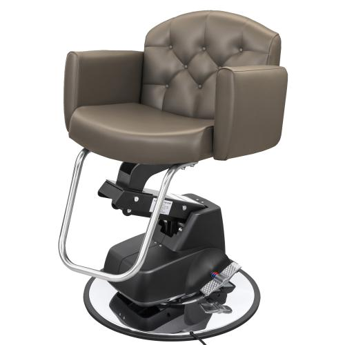 Collins 7100 Ashton Hair Styling Salon Chair w/ Electric Base