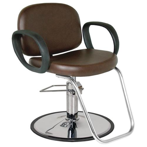 Jeffco 604.0 Contour Styling Chair w/ Hydraulic Base Options