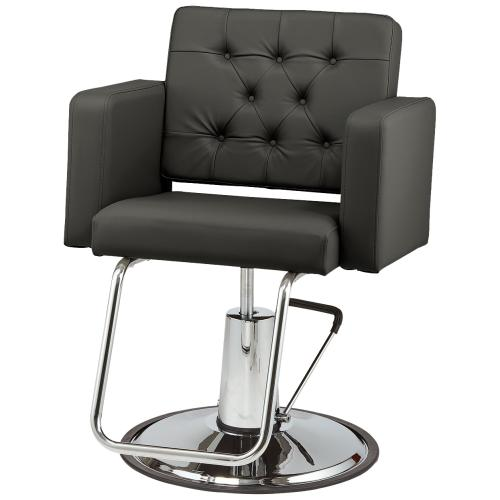Pibbs 2206 Fondi Styling Chair w/ Hydraulic Base Options