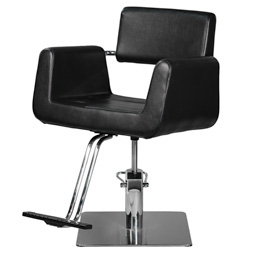 YCC Products Y101BK Contempo Styling Chair