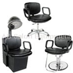 Collins Mosaic - Made to Order Salon Chairs