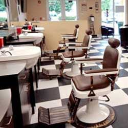 Barber Shop Equipment & Furniture | Barber Chairs, Barber Poles, Wet Stations, Shoe Shines