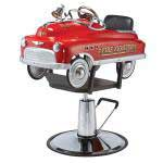 Pibbs 1804 Kid's Hydraulic Styling Chair - Fire Truck