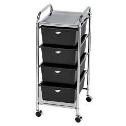 Pibbs D26 High Capacity Salon Utility Cart