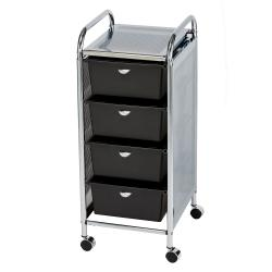 Pibbs D27 High Capacity Salon Utility Cart