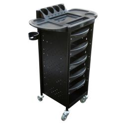 Athena HD-158B Hairdressing Trolley Rollabout