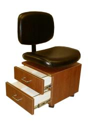 Collins QSE 2510 Pedi-Stool
