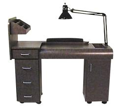 AB Salon Equipment 71570 Frye Nail Table