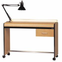 Belvedere 1622-36QA Cosmos Manicure Table