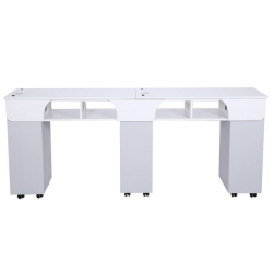 AB Atmosphere VERONA II Nail Table (Double)