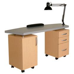 Collins 804-60 Soho Loft Nail Table