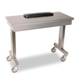 Veeco CP-8818 Stainless Steel Manicure Table