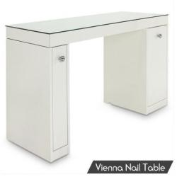 Gulfstream Vienna Single Nail Table