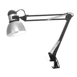 Pibbs 3282 Clamp On Swing Arm Lamp
