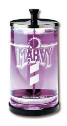 William Marvy No. 6 Manicurist Disinfectant Sanitizing Jar (12 count)