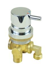 AB Atmosphere L004 3-way Faucet