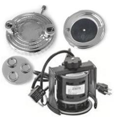 Gulfstream GS3000-01 Clean Jet Max Motor Kit With Mesh Cap