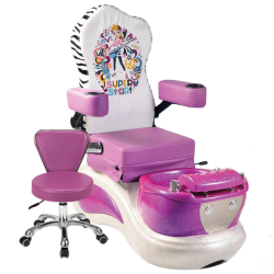 AB Atmosphere Purple Superstar Pedicure Spa