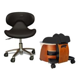 Continuum Footspas Standard Pedicute Mini Package