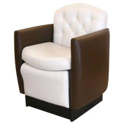 Collins 2565 Club Pedi Ashton Chair w/ Free Footsie Bath