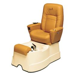Salon Tuff EDGE-DLX-OV Pedicure Spa