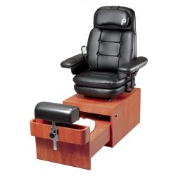 Pibbs PS89 Amalfi Hide Away Pedicure Spa with Massage and Recline