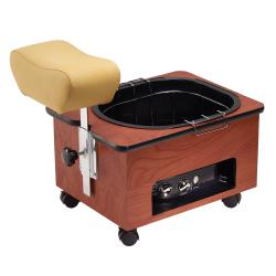 Pibbs DG103 Portable Pedicure Spa w/ FM3848 Tub
