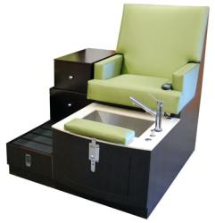 Design X DX-101S Lounge Single Unit Pedicure Spa