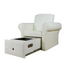 Design X H2O Max Lounge Pedicure Chair